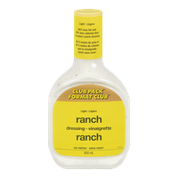Image of No Name Ranch Salad Dressing 950 ML