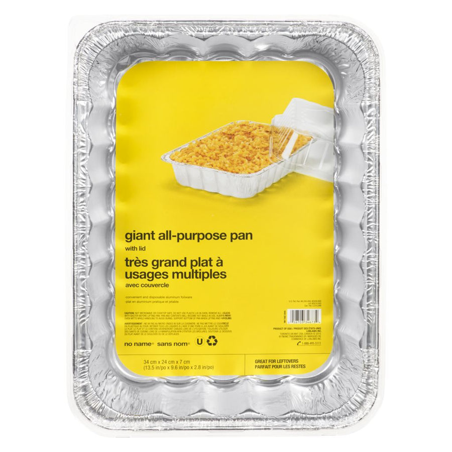 NN Giant All Purpose Pan With Lid 100  G
