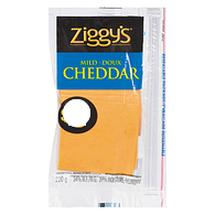 Ziggy Mild Cheddar Slices 220 G