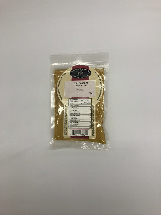 Nancy Fancy Curry Powder75 G