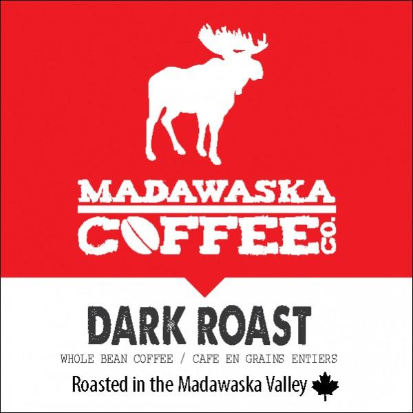 Madawaska Dark  Roast Coffee 454