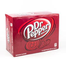 Image of Dr.Pepper 12 X 355 Ml.Cans