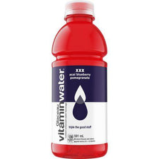 Image of Glaceau Acai Blue Pomegranate Vitamin Water591 Ml