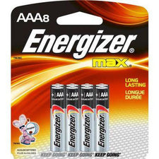 Image of Energizer AAA Batteries 8pk