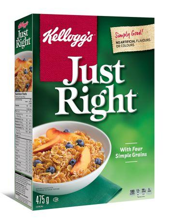 Kellogg's Just Right Cereal 475g