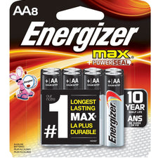 Image of Energizer AA Batteries 8pk