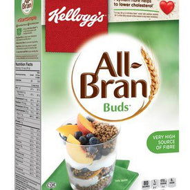 Image of Kellogg's All-Bran Buds Cereal 500g