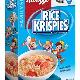 Image of Kellogg's Rice Krispies Cereal 640g