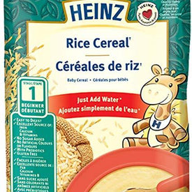 Image of Heinz Infant, Rice Cereal 227g