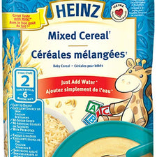 Image of Heinz Baby, Mixed Cereal With Milk 227g