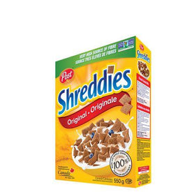 Image of Post Food Shreddies 550g