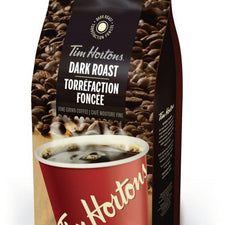 Image of Tim Hortons Dark Roast Fine Ground Coffee 300g