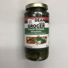 Image of Nancy Fancy Gherkin Pickles 375 Ml