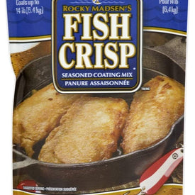 Image of Rocky Madsen Beer Batter Fish Crisp 230g