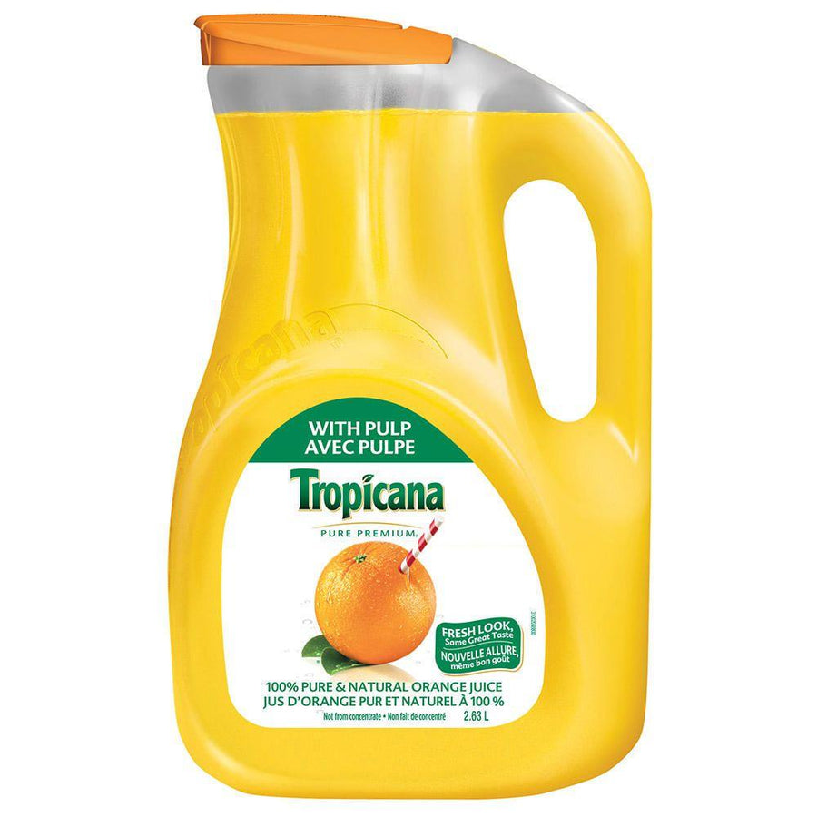 Tropicana Homestyle With Pulp 2.63 Lit