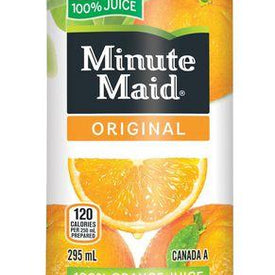 Image of Minute Maid Original Orange Juice 295 Ml