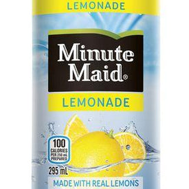 Image of Minute Maid Lemonade 295 Ml