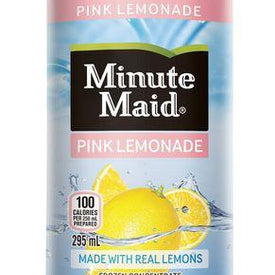 Image of Minute Maid Pink Lemonade 295 Ml