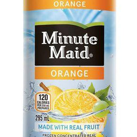 Image of Minute Maid Orange Punch 295 Ml