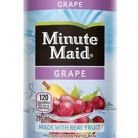 Image of Minute Maid Grape Punch 295 Ml
