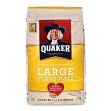 Image of Quaker Large Flake Oats 1Kg