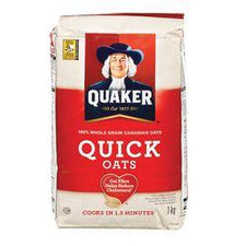 Image of Quaker Quick Oats 1Kg