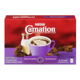 Image of Carnation Hot Chocolate, Marshmallow10x25g