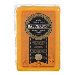 Balderson Old Coloured Cheddar Cheese 280g