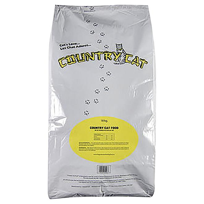Country Cat Food 18Kg