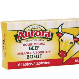 Image of Aurora Beef Bouillon Cubes66 G
