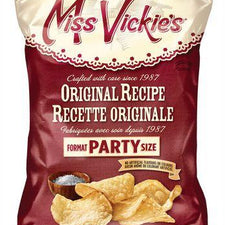 Image of Miss Vickie's Kettle Cooked Potato Chips, Original Recipe 275g
