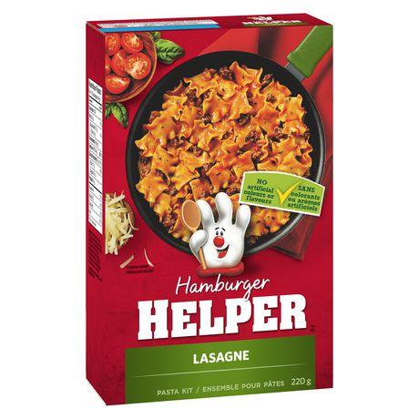 Hamburger Helper Lasagna 1Box