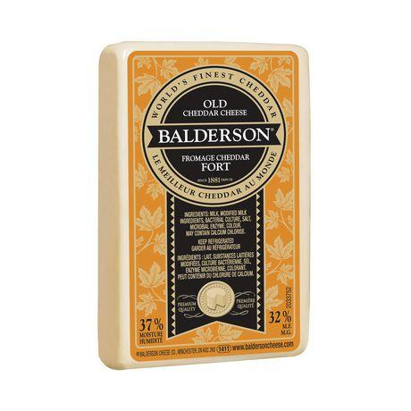 Balderson Old White Cheddar Cheese 280g