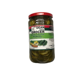 Image of Nancy Fancy Bread & Butter Pickles 750 Ml