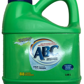 Image of ABC Laundry Detergent, Crisp Morning Air 3.96L
