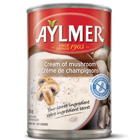 Image of Aylmer Cream of Mushroom Soup 284 mL