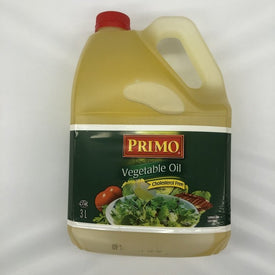 Image of Primo Vegetable Oil 3 Lt