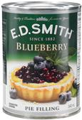Image of Ed Smith Blueberry Pie Filling 19Oz.