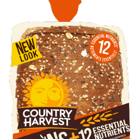 Image of Country Harvest Bread, 14 Grain 675g