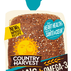 Image of Country Harvest Bread, Flax Quinoa 675g