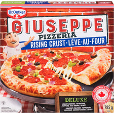 Image of DR. OETKER GIUSEPPE RC DELUXE PIZZA 785 G