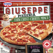 Image of DR.OETKER GIUSEPPE TC 4 MEAT PIZZA 494 G