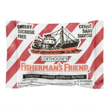 Image of Fisherman's Friend Cherry 22 Pk