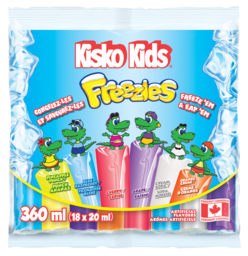 Image of Kisko Kids Freezies 18x20ML