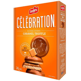 Image of Celebration Butter Cookies, Caramel Truffle 240g
