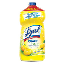 Image of LYSOL MULTI SURFACE CLEANER LEMON 1.2 LT