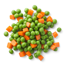 Image of M-R Frozen Peas And Carrots1 Kg