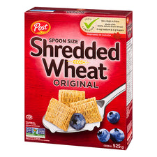 Image of Post Spoon Size Shredded Wheat 525g