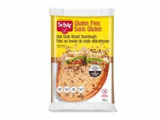 Schar Deli Style Seeded Sourdough Bread 250g