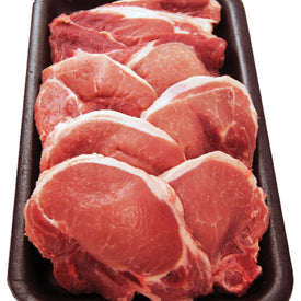 Image of Quarterloin Mixed Pork Chops, Bone In 1Kg